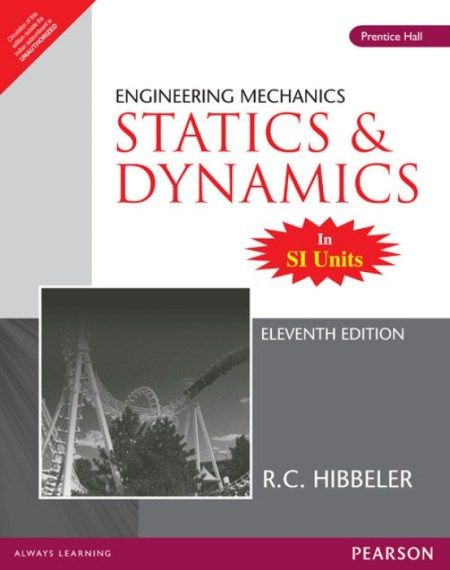 Engineering Mechanics Dynamics Rc Hibbeler Pdf Pinterest Pdf