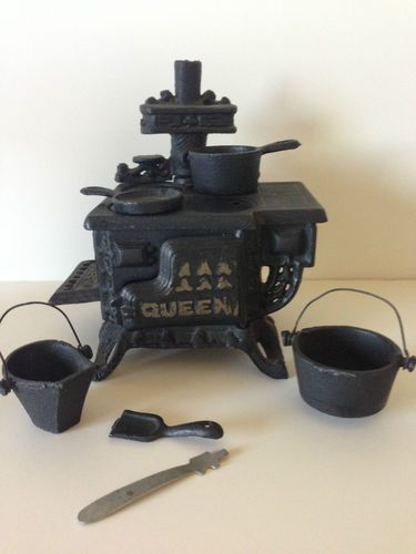 16 Best Miniature Case Iron Stoves Images On Pinterest