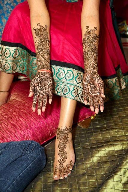 Mehndi Henna History : Mehndi designs on http spot