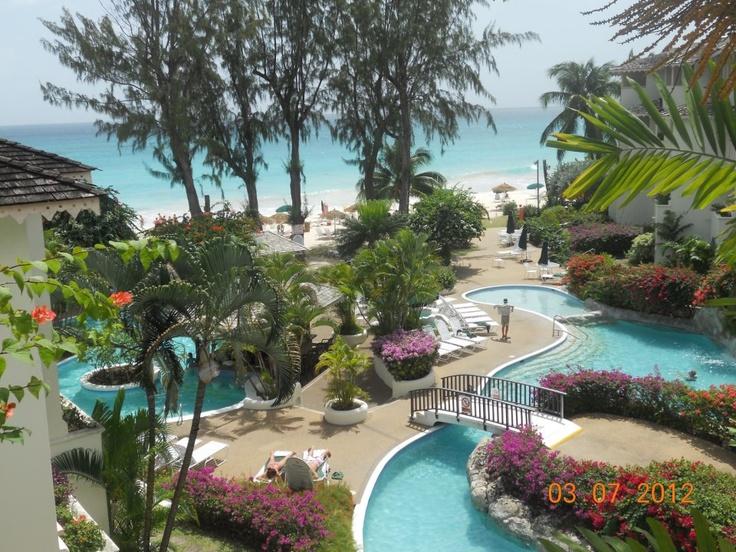 Savannah Hotel, Barbados
