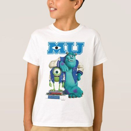 Mike and Sulley MU T-Shirt - click to get yours right now!