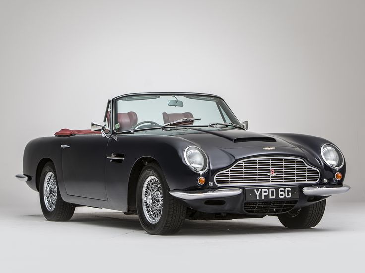 1965-69 Aston Martin DB6 Volante Maintenance/restoration of old/vintage vehicles: the material for new cogs/casters/gears/pads could be cast polyamide which I (Cast polyamide) can produce. My contact: tatjana.alic@windowslive.com