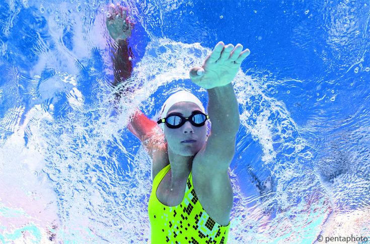La natation, comme tout sport en général, est un excellent prétexte pour parler de l'entraînement mental. Se fixer des objectifs, être résilient ...
