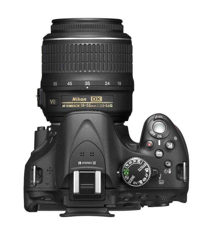 Mijn camera! Nikon D5200