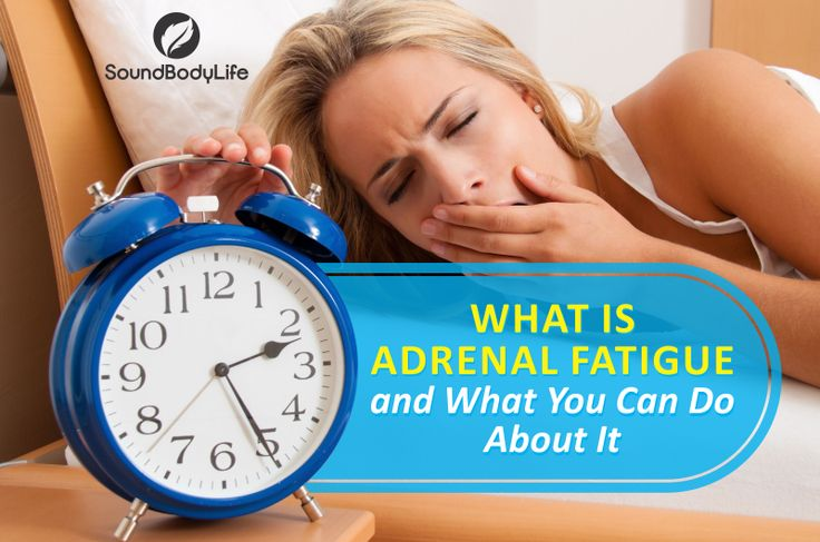 What Is Adrenal Fatigue and What You Can Do About It 800