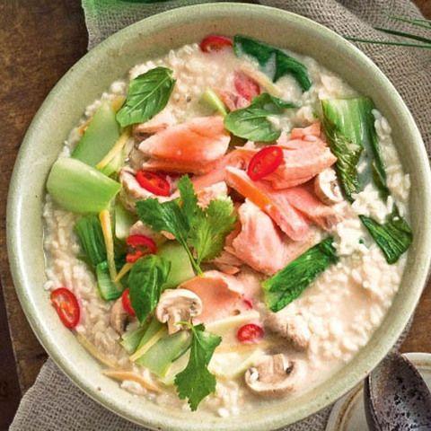 Рецепты тайской кухни: Тайский кокосовый суп с рыбой