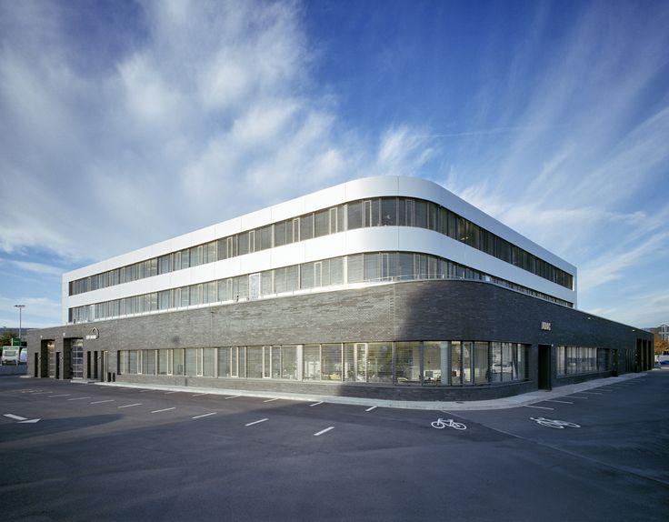 Br chner h ttemann pasch bhp architekten generalplaner for Innenarchitektur bielefeld