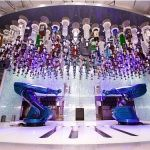 Makr Shakr: a robot at the counter of the bar of the future