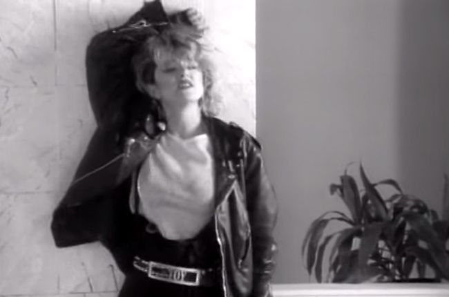 Madonna Scored Her First Top 10 With 'Borderline' in 1984: Rewinding the Chart | Billboard