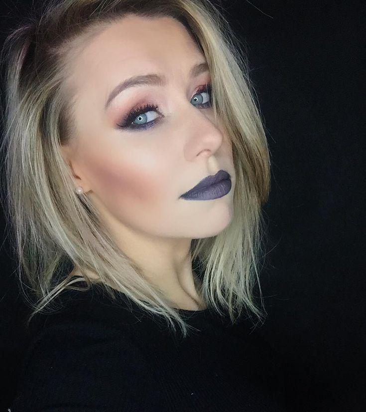 #makeupbyme #makeupbymanicka #MUA #model #photomodel #girl #polishgirl #polishmodel #photo #portrait #hair #blonde #style #glam #beauty #makeup #me #shadow #black #glitter #red #lips #makeupartist #dark #eye #makeuplover #selfie #szczecin #wizazystka