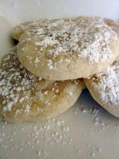 Lemon Crinkle Cookies / Six Sisters' Stuff | Six Sisters' Stuff