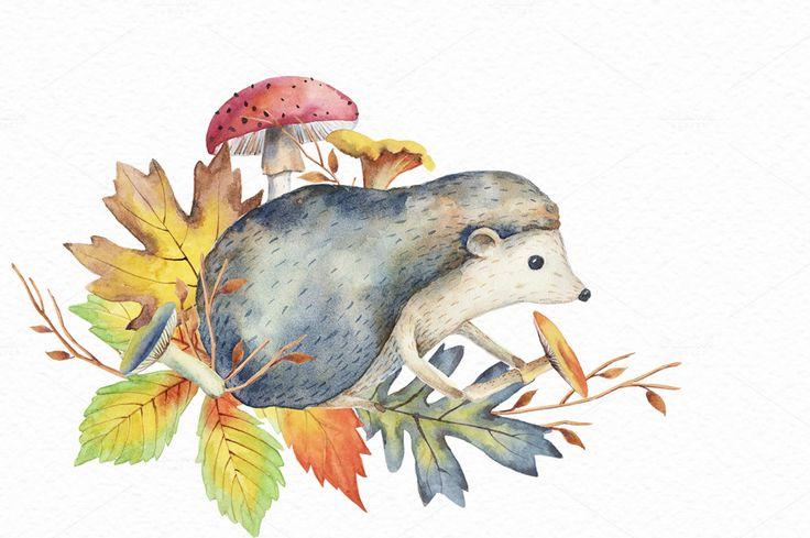 Autumn breath by colibri on @creativemarket