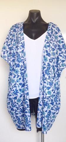 Floral Cotton Kimono
