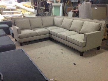 Bravado transitional sectional sofas living room redux - Houzz living rooms with sectionals ...