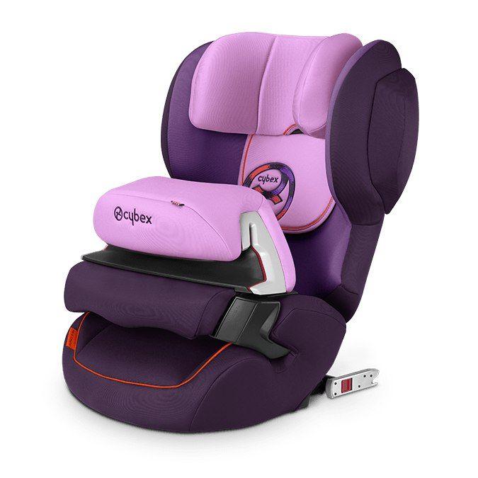 Детское автокресло Cybex Juno 2-fix, Grape Juice-purple  Цена: 5650 UAH  Артикул: 515119019  Детское автокресло Cybex Juno 2-fix - автокресло с улучшенным уровнем безопасности Группы 1, фиксируемых по направлению движения.  Подробнее о товаре на нашем сайте: https://prokids.pro/catalog/avtokresla/avtokresla_1_ot_9_do_18_kg/detskoe_avtokreslo_cybex_juno_2_fix_grape_juice_purple/