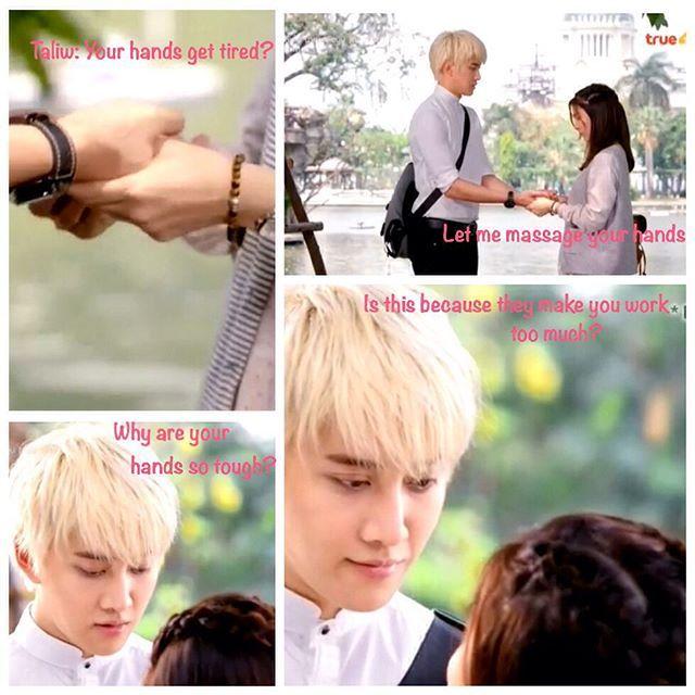 Thai kiss scene drama - Masterchef uk season 10 episode 6