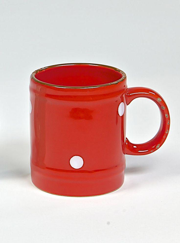 COUNTRY RUSTY RED Mug