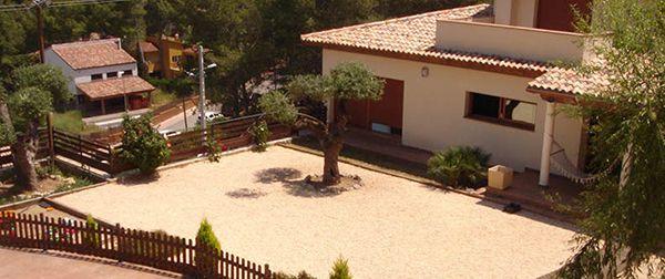 Casa Blanco, a large villa for rent Sitges, Spain