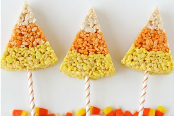 Delicious Fall Party Favors