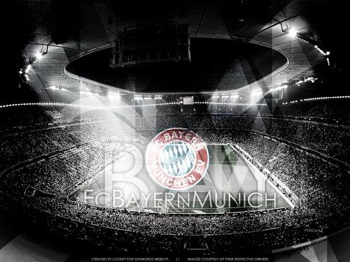 FC Bayern Munich! Favorite team by far!