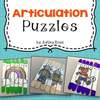 123 best Articulation Stuff images on Pinterest | Speech therapy ...