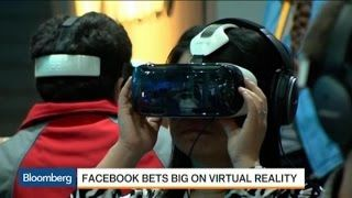 "June 11 — David Kirkpatrick, a contributing editor for Bloomberg, discusses Facebook's big bet on virtual reality with Bloomberg's Scarlet Fu on ""Bloomberg Markets."" — Subscribe to Bloomberg on YouTube: http://www.youtube.com/Bloomberg Bloomberg Television..."