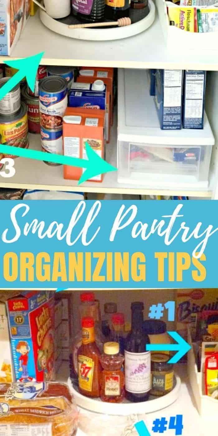 Pantry Organization Tips In 2020 Diy Pantry Organization Kitchen Hacks Organization Pantry Organization