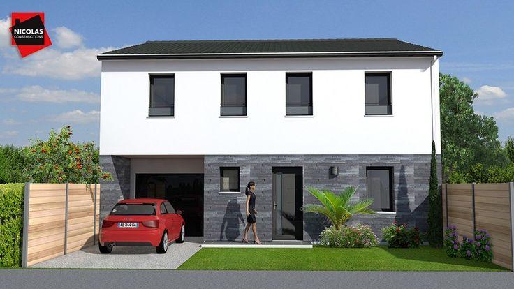 Les 25 meilleures id es de la cat gorie constructeur for Artisan constructeur maison individuelle