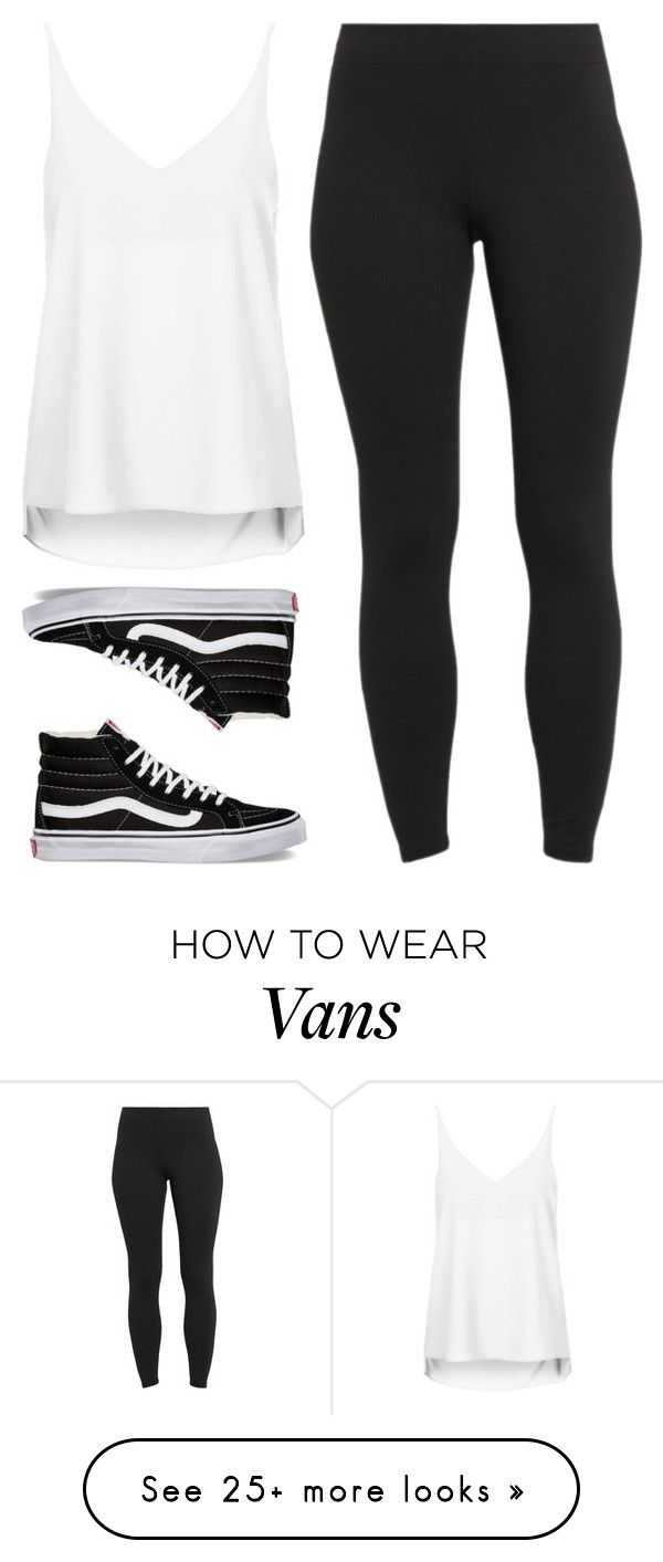 """Unbenannt #3450"" by mund-tot on Polyvore featuring Maidenform, Topshop and Vans"