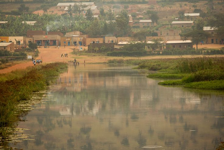 Reflections in Rwanda (Photo credit: Esther Havens)