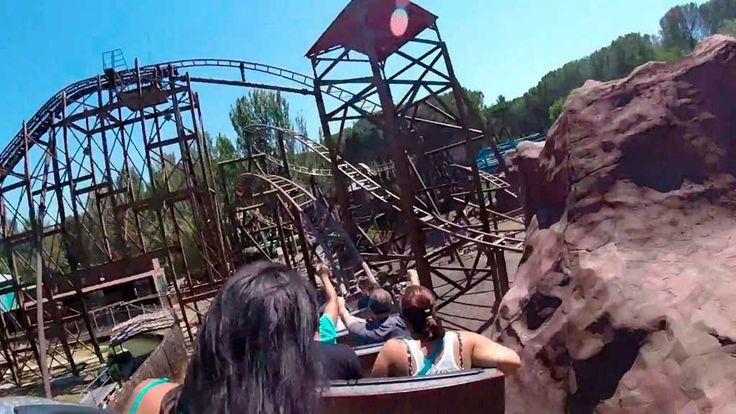 El accidente se ha producido sobre las 14.30 horas en el Tren de la Mina, una montaña rusa del Parque de Atracciones de Madrid.