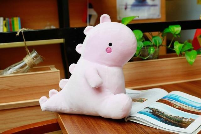 Hot Adorable Dinosaur Doll Plush Toys Soft Stuffed Animal Doll-Green//Pink//blue