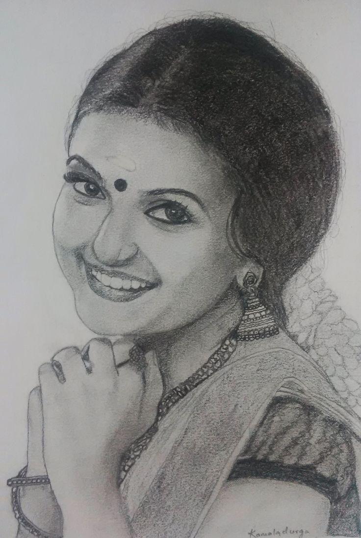 Actress Saranya Mohan