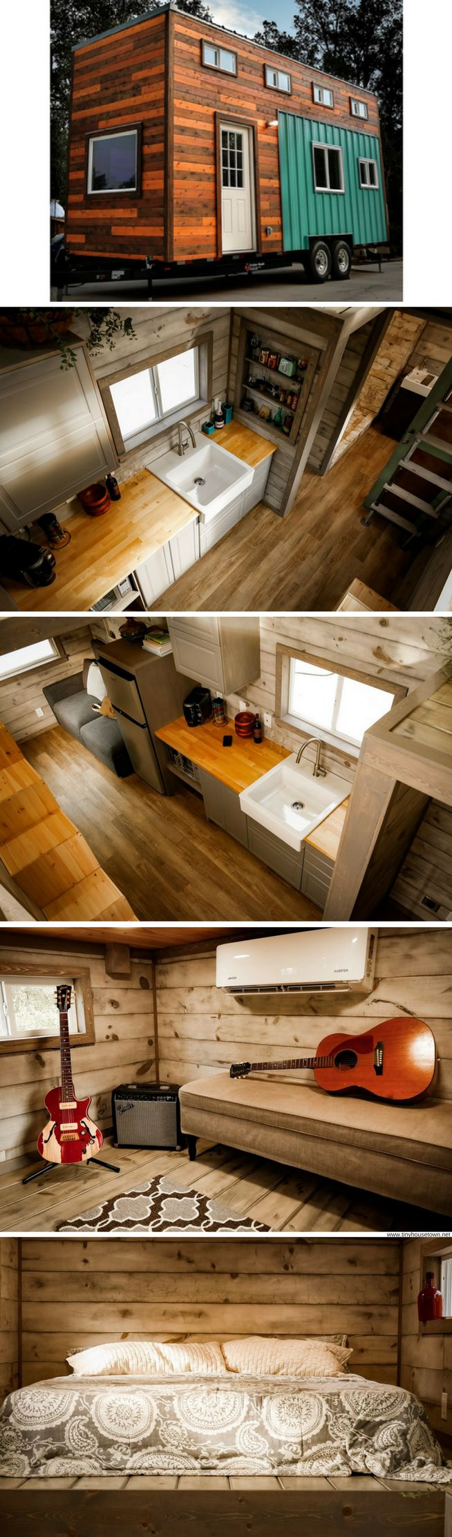 Habeo Tiny House (285 Sq Ft)