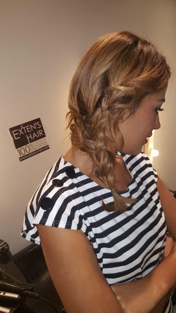 Extensions de cheveux en bandes adhésives Extens Hair