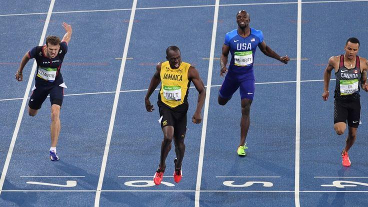 #JO2016, athlétisme 200m : l'incroyable photo-finish de Lemaitre