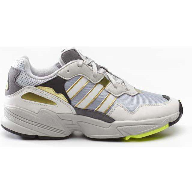 Sportowe Meskie Adidas Adidas Yung 96 565 Silver Metallic Grey One Gold Metallic Sneaker Collection Shoes Sneakers