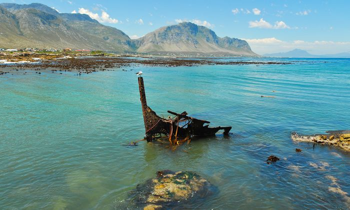 Did you know South Africa has over 2,000 shipwrecks off it's coastline? Check out 34 more amazing facts about Mzansi! ^_^