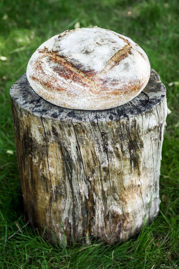 Beautiful looking Basic loaf using Mulino Marino Manitoba flour from Denisa.