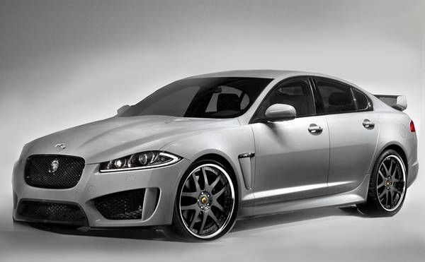 Arden Jaguar XF-RS