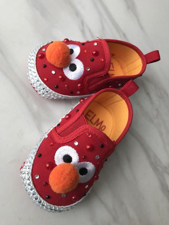 Elmo Slip-ons