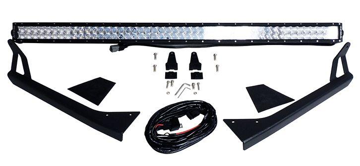 Led Light Bar Bracket Kit 50 Inch Led Light Bars Led Lights Led