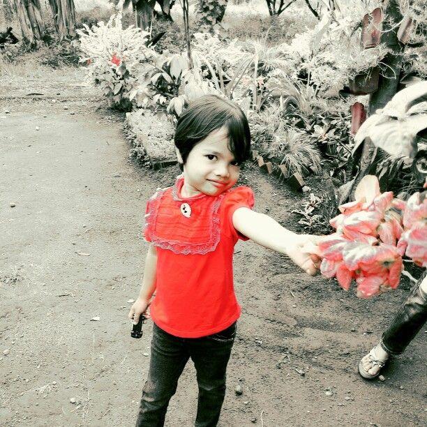 Photo Little girl