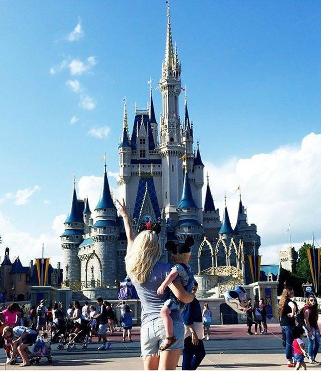 Disney world nude