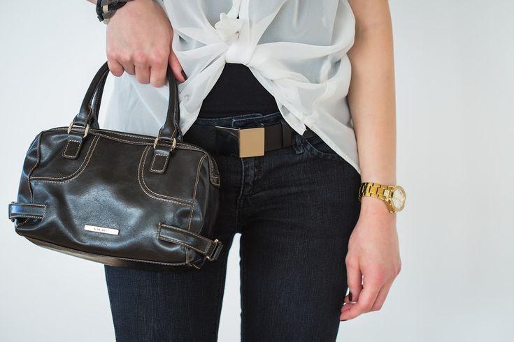 Ritore BLACK LEATHER BELT - BOOK http://www.ritore.com/Book-black-modern-leather-belt?tracking=54eb5d17e00f2