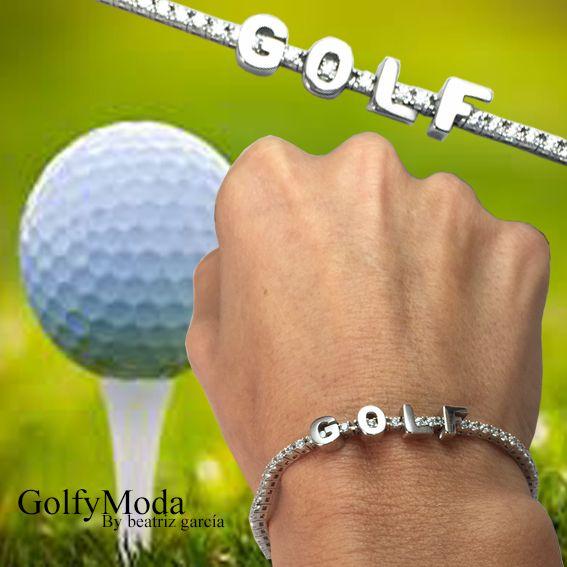 La pulsera más chic para las amantes golfistas