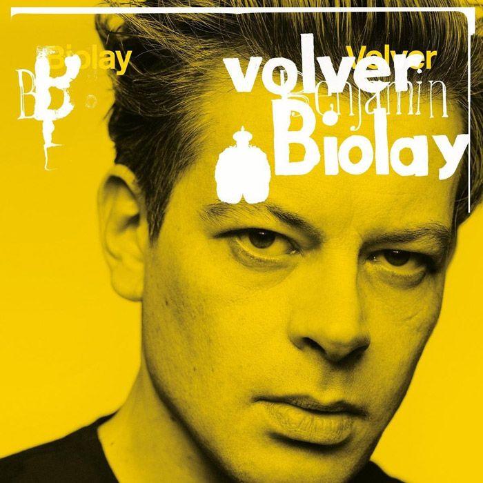 Volver, Benjamin Biolay, Barclay