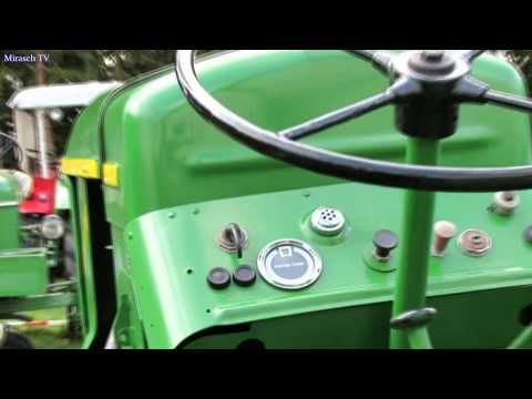 Hersteller:         Deutz Typ:                  F1L 514 Leistung(PS):   15 Baujahr:           1954 Zylinder:           1