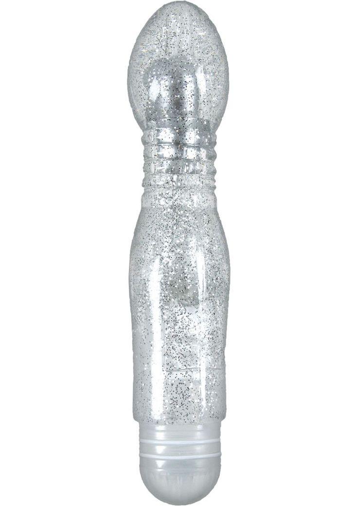 Buy Starlight Gems Minis Lyra Vibrating Massager Waterproof Clear online cheap. SALE! $23.49