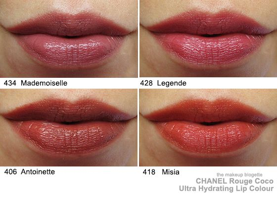 NEW Chanel Rouge Coco [Info & Swatches] | Makeup swatches ...